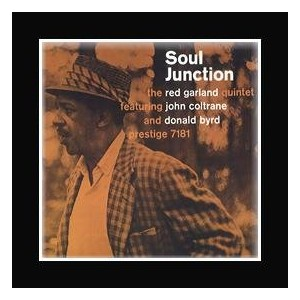 RED GARLAND QUINTET - Soul Junction Mini Poster - 21.6x21.6cm