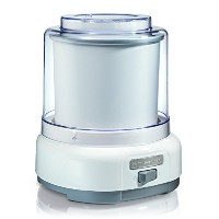 Hamilton Beach 68880 Ice Cream Maker, 1.5-Quart, White [並行輸入品]