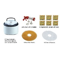Nesco FD-77DT Digital Food Dehydrator (6 Tray Value Package) [並行輸入品]