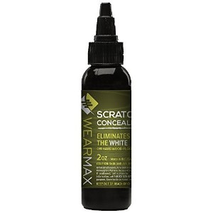 WearMax Scratch Concealer for Hardwood Flooring - Scratch Repair Touch-up & Remover - Eliminate...