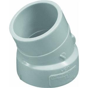 "Genova7582022-1/2 degrees Street Elbow-2"" 22-1/2D STREET ELBOW (並行輸入品)"