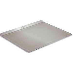 All-Clad 9003TS 18/10 Stainless Steel Baking Sheet Ovenware, 14-Inch by 17-Inch, Silver by All-Clad