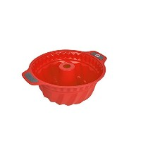 Bakeware Silicone Bundt Pan, Gela Bundt Pan For Baking, The Ideal Choice For Cakes, Bundt Cakes And...