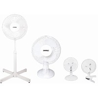 Optimus Electric Fan Combo Pack by Optimus