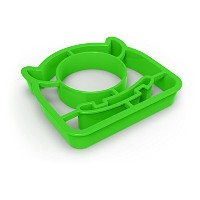 Fred & Friends EGG MONSTER Bread Cutter by Fred & Friends