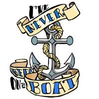 tattly タトゥリー never been on a boat