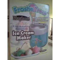 Frostie Treat Ice Cream Maker by Frostie Treatアイスクリームメーカー