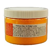 MakingCosmetics Pigment Yellow No. 5 FD&C Lake - 黄色5番FD&Cレイク (100g)