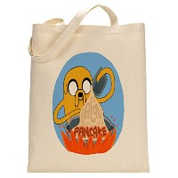 Adventure Time Fan Custom Made Tote Bag