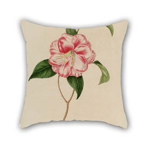 Bestdecorhouse The Flower Pillow Covers Of ,16 X 16 Inches / 40 By 40 Cm Decoration,gift For Chair...