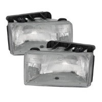Xtune HD-JH-DDAK91-C Dodge Dakota Headlight [並行輸入品]