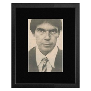 Neil Young - 1982 Picture Framed Mini Poster - 44x33.5cm