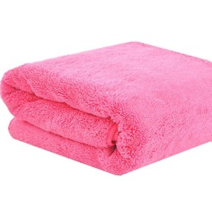 Zhhlaixing Microfibre Bath Towels Sheet Exra Large Quick Drying Shower Camping タオル for Outdoor...