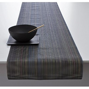 "Chilewich Multi Stripe Table Runner 14"" X 72"" Jewel by Chilewich [並行輸入品]"