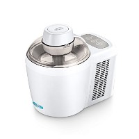 Mr. Freeze EIM-700 Maxi-Matic 1.5 Pint Thermoelectric Ice Cream Maker, White by Mr. Freeze
