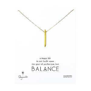 (ドギャード) DOGEARED Balance Spiky Spear Necklace