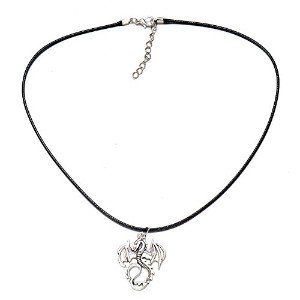 inspired song of ice and fire dragon pendant necklace for women
