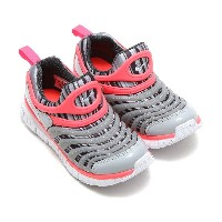 NIKE DYNAMO FREE PRINT (PS)(ナイキ ダイナモ フリー プリント PS)ANTHRACITE/WHITE-HOT PUNCH-WOLF GREY【キッズ スニーカー...