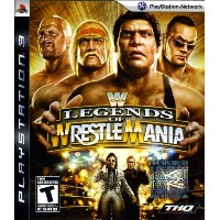 Wwe Legends of Wrestlemania-Nla