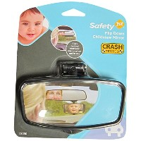 Safety 1st Baby On Board Flip-Down Childview Mirror by Safety 1st