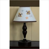 GEENNY Lamp Shade, Boutique Bumble Bee by GEENNY