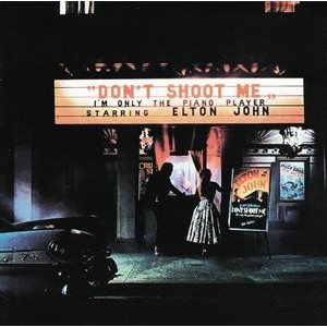 Elton John / Don't Shoot Me I'm Only The Piano Player (180gram Vinyl)【輸入盤LPレコード】【LP2017/7/21発売】...