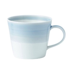 Royal Doulton 1815 Mug, 13.5 oz, Blue by Royal Doulton