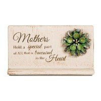 Pavilion Gift Company 19032 Mother Terra Cotta Plaque, 7 by 3-3/4-Inch by Pavilion Gift Company ...