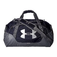アンダーアーマー Under Armour メンズ バッグ ダッフルバッグ【UA Undeniable Duffel 3.0 MD】Midnight Navy/Graphite/Silver