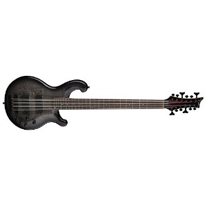 Dean Guitars ディーン ラプソディ 12弦ベース RH12 TBK Rhapsody 12 String Bass in Trans Black[並行輸入]