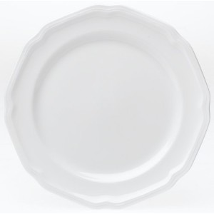 Mikasa Antique White Salad Plate, 8.25-Inch by Mikasa