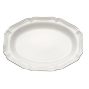 Mikasa French Countryside Oval Serving Platter, 15-Inch by Mikasa