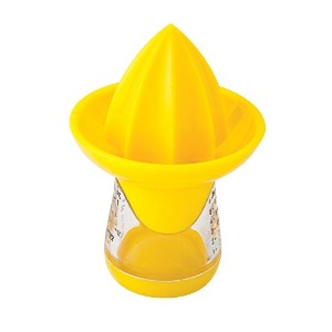 Joie Lemon and Lime Juicer and Reamer, Yellow by MSC International