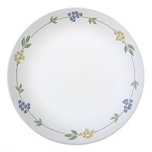 Corelle Livingware Secret Garden 8-1/2 Luncheon Plate (Set of 8) by Corelle Coordinates
