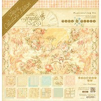 """Graphic 45 Deluxe Collector's Edition Pack 12""""X12""""-Baby 2 Bride (並行輸入品)"""