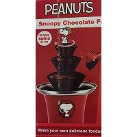 Peanuts Snoopy Chocolate Fountain by Smart Planet