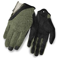 ジロ Giro レディース サイクリング グローブ【Rulla Mountain Bike Gloves 】Mil Spec Olive/Sea Glass