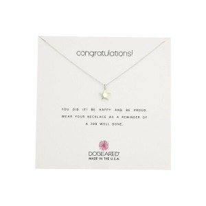 ドギャード Dogeared レディース アクセサリー ネックレス【Congratulations, Full Star Necklace】Sterling Silver