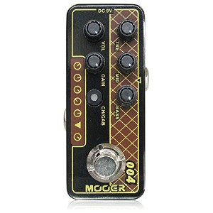 Mooer Micro Preamp 004 プリアンプ ギターエフェクター
