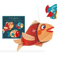 Djeco Little Fishes Deco-Lightweights by Djeco