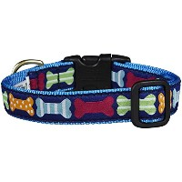 Up Country Big Bones Dog Collar - X-Large by Up Country