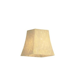 Justice Design Group Lighting FSN-8705-40-DROP-DBRZ Aero One Light Wall Sconce by Justice Design...
