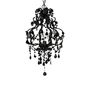 Chandelier, Black by FantasticDecor