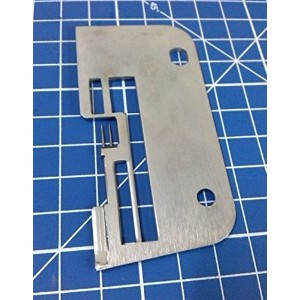 NEEDLE PLATE 4 THREAD #788601007/ 788601000 JANOME SERGER 204D, 504D, 634D, 644D by Sewing