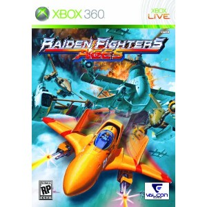 Raiden Fighter Aces-Nla