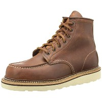 [レッドウィング] RED WING 6INCH CLASSIC MOC TOE BOOT 1907 Rough&Tough Leather COPPER (COPPER/US7)
