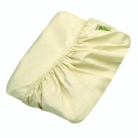Natura Organic Crib Sheet by Natura