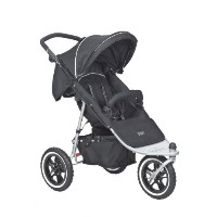 Valco Baby Matrix Stroller, Black (Discontinued by Manufacturer) (Discontinued by Manufacturer)