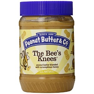 The Bee's Knees, Peanut Butter Blended with Scrumptious Honey, 16 oz (454 g)