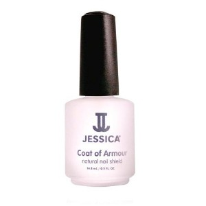 Jessica Nail Treatments - Coat of Armour - 0.6oz / 18ml